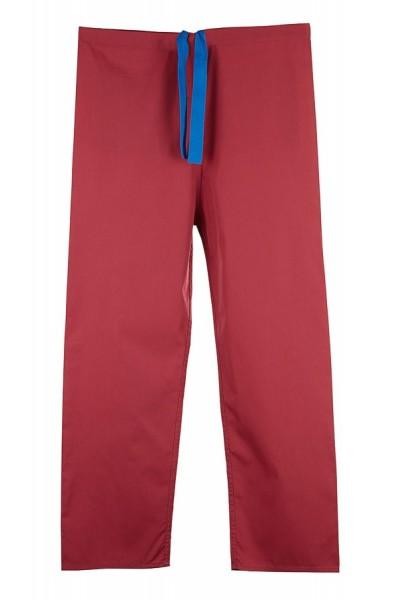 Pantalon médical unisexe et réversible