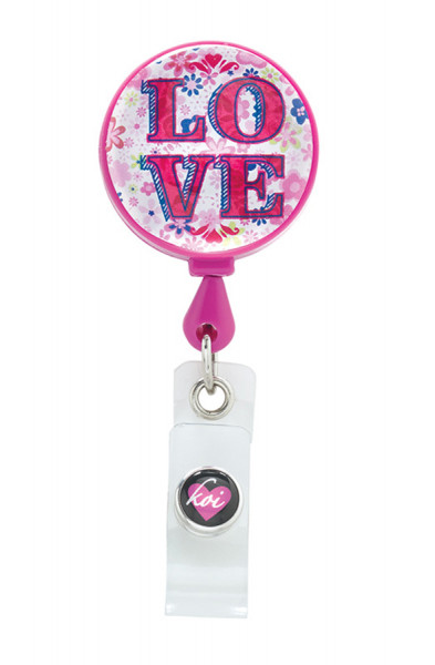 Porte-Badge Koi - Love