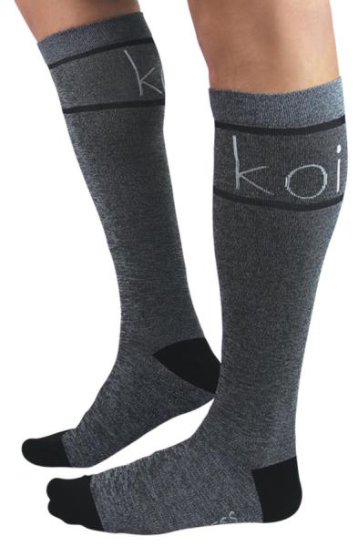 Chaussettes de compression unisexe Koi Heather Koi