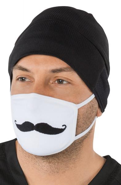 Masque de protection non-chirurgical - Moustache