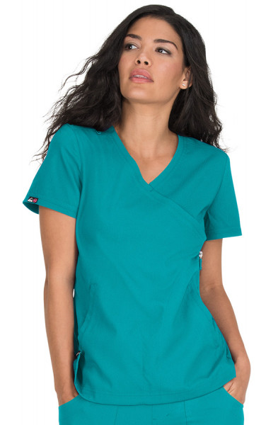 Blouse-philosophy-teal