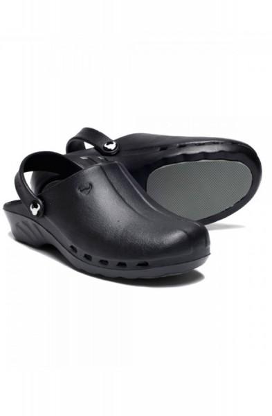 clog-black