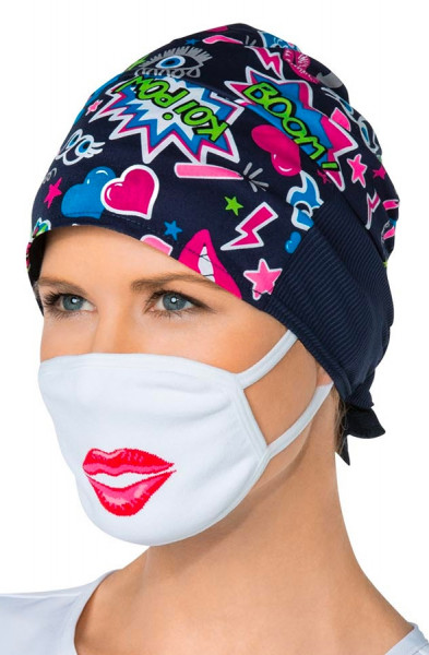 Koi Surgical Face Mask - Kiss